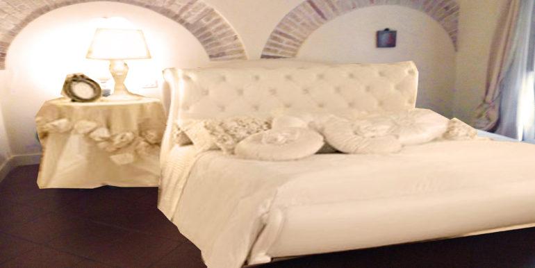 appartamento palazzo storico piazza del papa camera