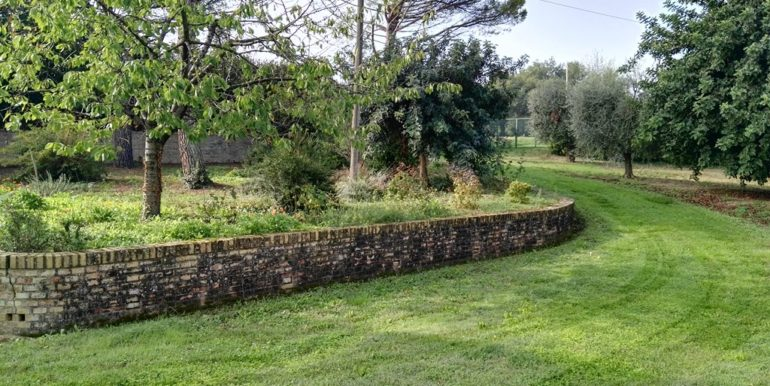 casa colonica terreni parco