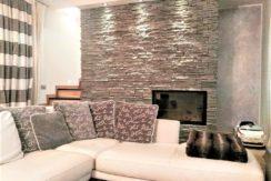 Casa pari al nuovo in centro con terrazzo panoramico e garage, comfort e finiture di livello