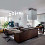 cucina soggiorno open space