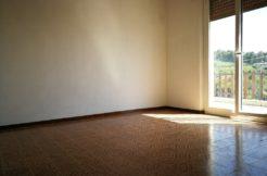 Ampio appartamento con bellissima vista panoramica.