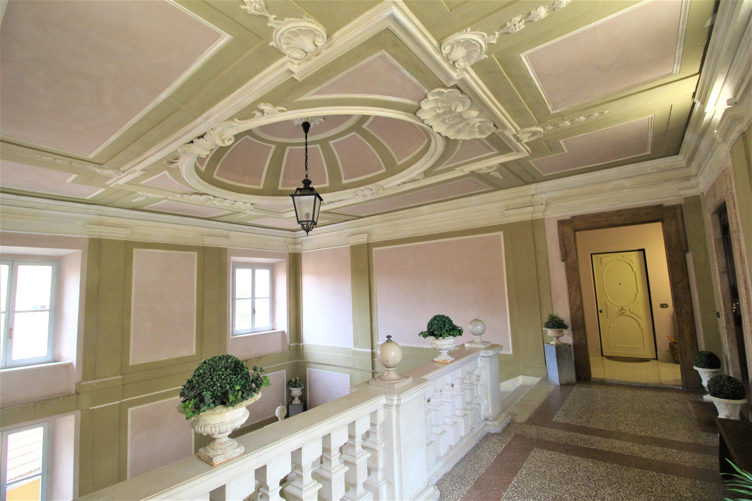 Al Giardino Ancona ampio e prestigioso ultimo piano con ascensore nel palazzo