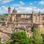 Urbino regione Marche