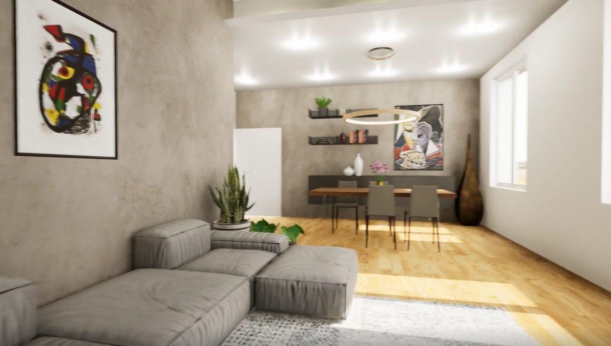 Ampio appartamento chiavi in mano con ascensore nel centro di Ancona, subito libero