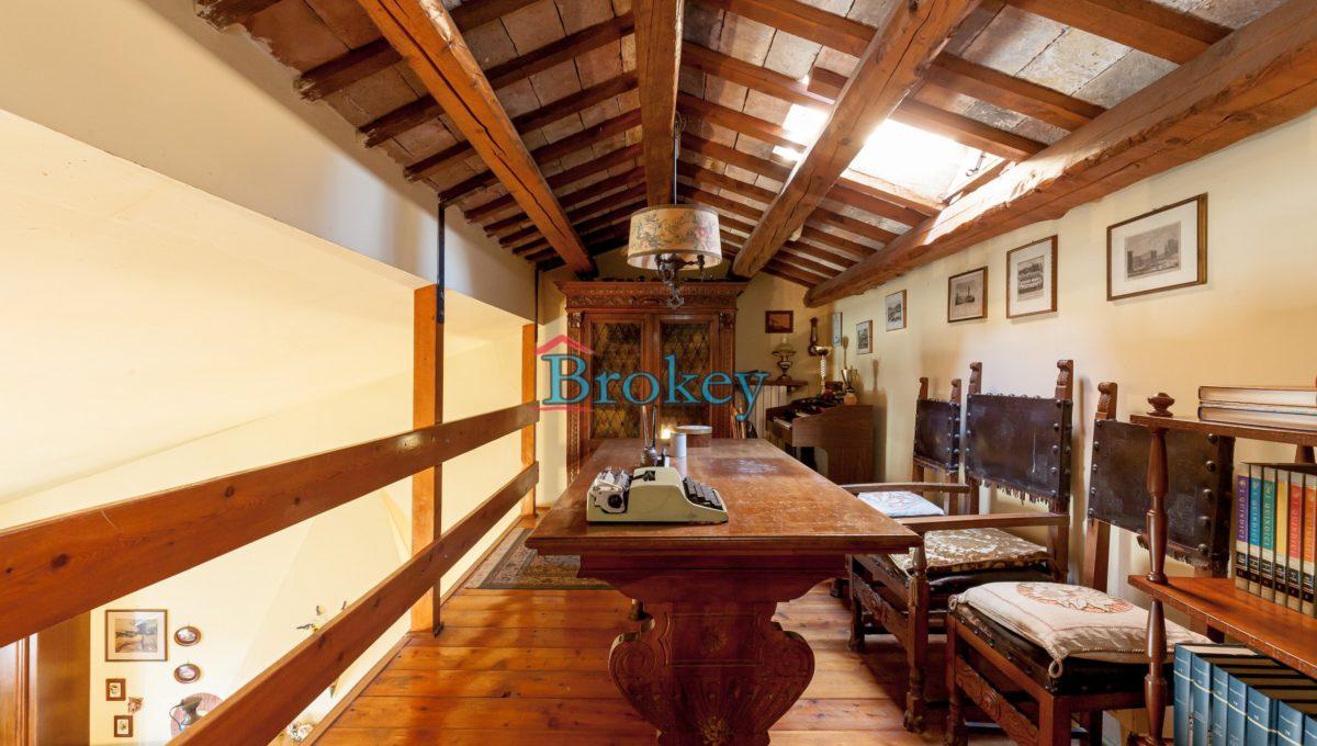 Caratteristico appartamento con ampio giardino, piccolo contesto d'epoca tra Conero, Camerano e Ancona (20)