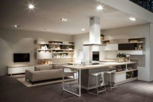 Cucina e soggiorno open space: come creare il tuo living ...