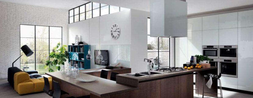 Cucina E Sala Open Space.Cucina E Soggiorno Open Space Come Creare Il Tuo Living