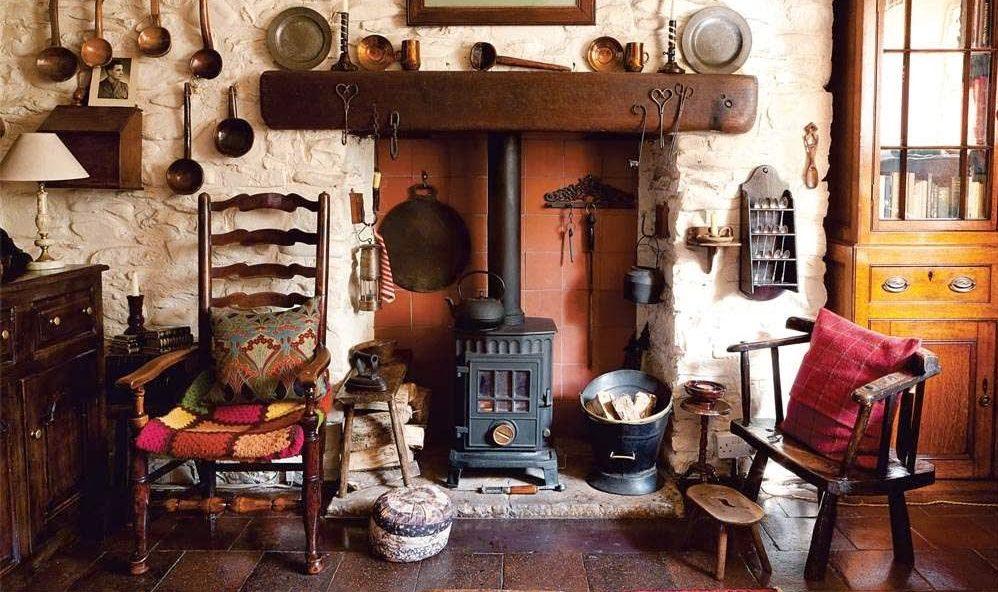 Come si arreda una taverna rustica | Brokey