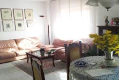 Villetta vista mare con giardino e garage in zona signorile di Falconara, Palombina vecchia