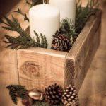 centrotavola fai da te di Natale