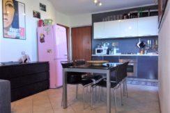 Appartamento di recente costruzione con giardino e garage in piccolo e riservato contesto residenziale a Montemarciano