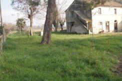 Casa rurale con 1000 mq di giardino