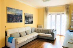 Appartamento ristrutturato di recente nel centro di Ancona, panorama su Piazza Cavour