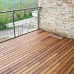 pavimento per esterno in legno