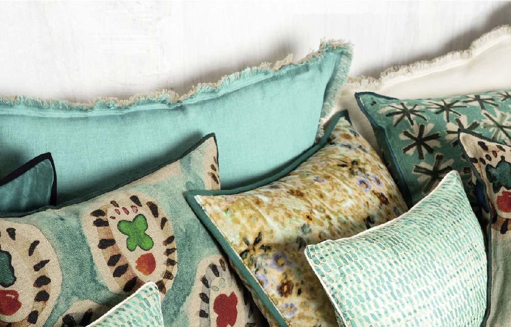 Personalizzare casa con i tessuti da arredamento brokey for Personalizzare casa
