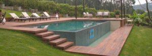 Piscina fuori terra o piscina interrata: qual è meglio per ...