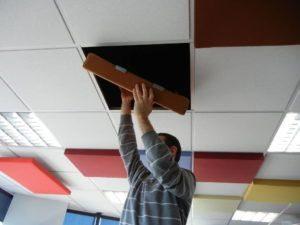 Come insonorizzare una stanza, una parete o il soffitto