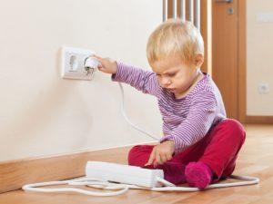 rendere la casa sicura per i bambini