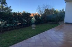 A Palombina vecchia appartamento con giardino