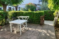 Casa cielo terra con giardino in residence esclusivo a Porto Recanati, subito libera