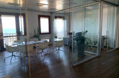 Locale uso ufficio trasformabile in appartamento con vista spettacolare