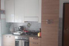 Appartamento al primo piano con ingresso indipendente e piccola corte