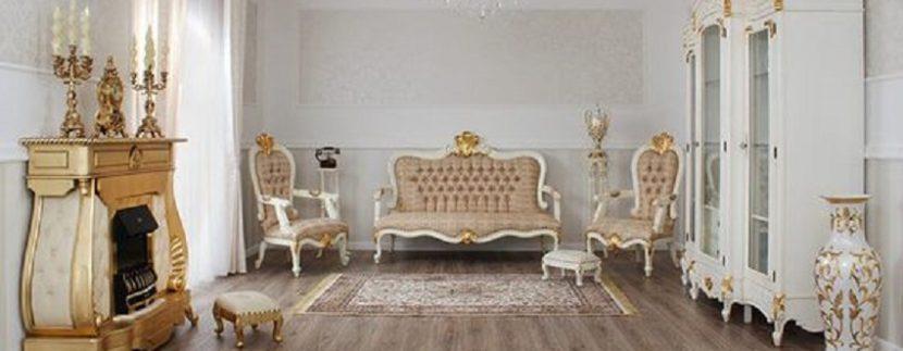 arredare casa stile barocco