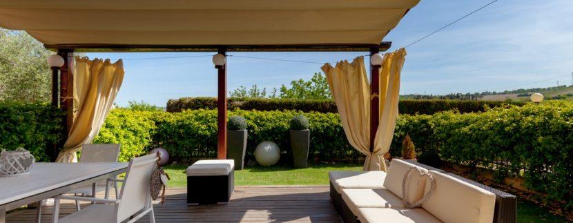 arredare giardino e terrazzo d'estate