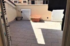 Ultimo piano con terrazzo vivibile nel rione Adriatico, Ancona